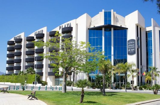 hoteles alicante playa pension completa