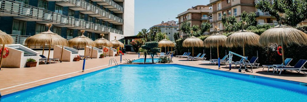 ¡Adults Only!  Hotel 4* en Cambrils en Media Pensión